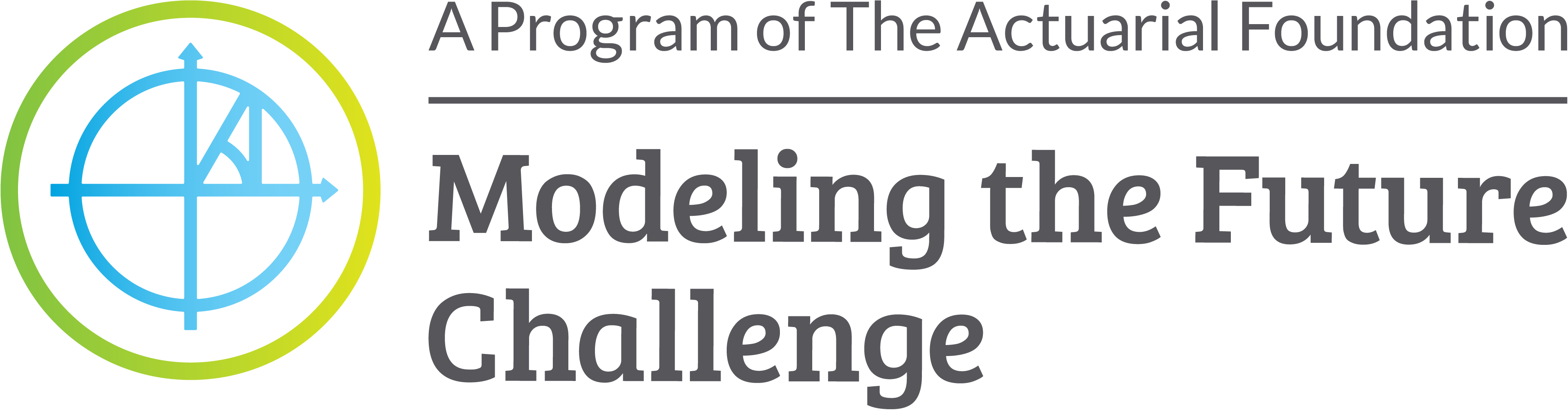 Modelling The Future Challenge